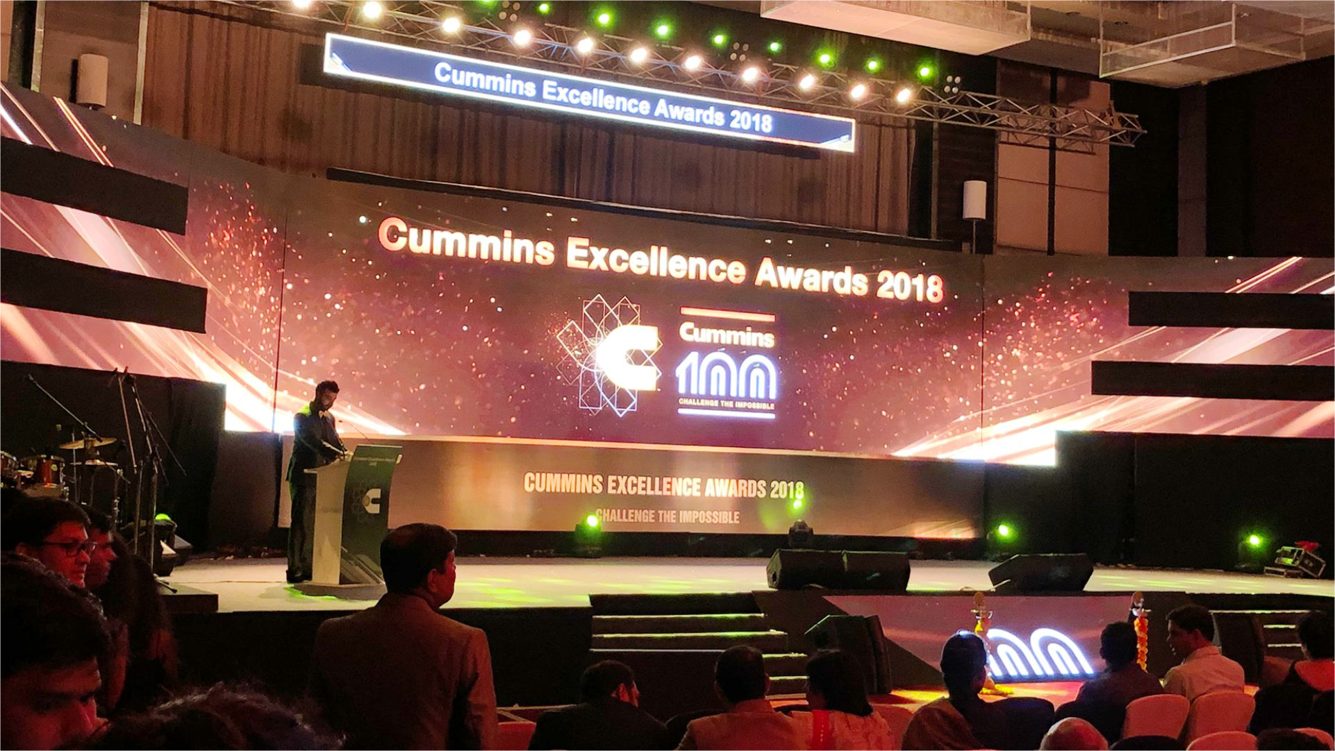 Cummins Excellence Awards