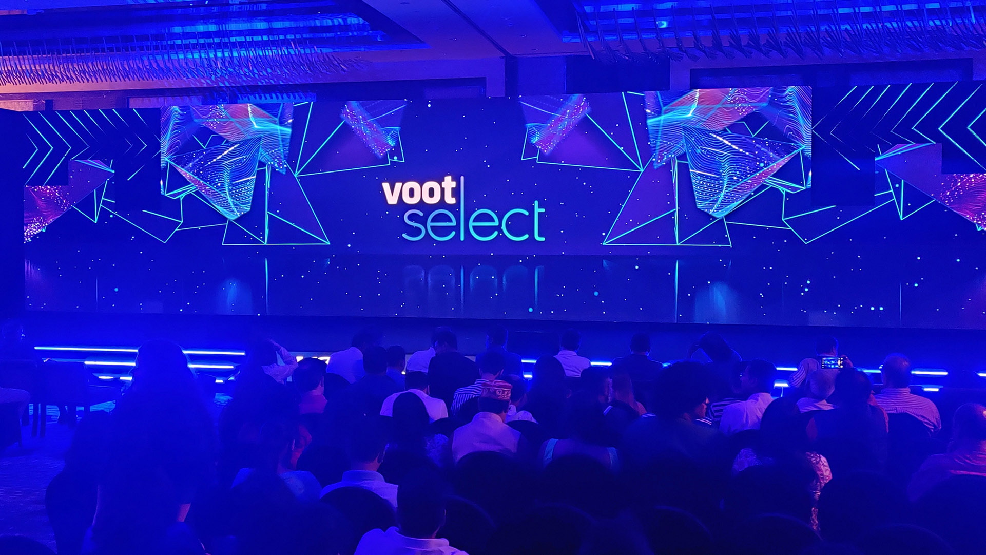 VIACOM18 Voot Select Launch